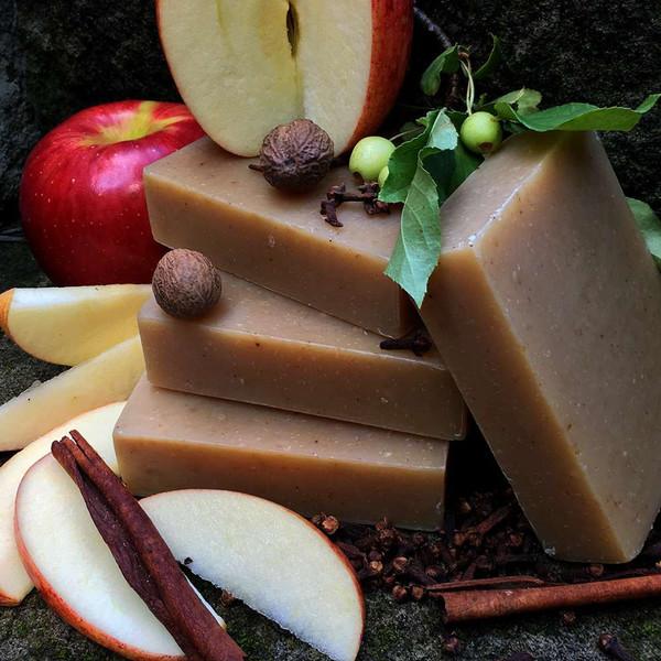 Apples & Spice Bar Soap