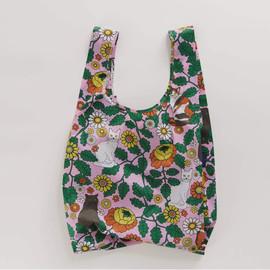 Reusable Shopping Bag, Daisy Cat
