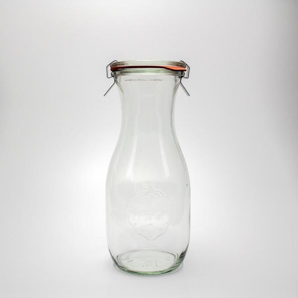 Glass Juice Canning Jar, 2 sizes