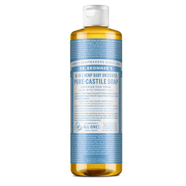 Unscented Gentle Pure Castile Soap