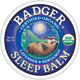 Organic Sleep Balm