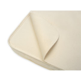 Organic Cotton Cradle Waterproof Protector Pad