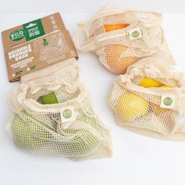 Organic Cotton Net Produce Bag