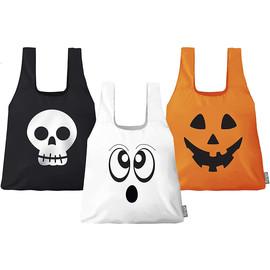 Halloween Treat Bags, Set of 3