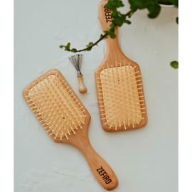 Bamboo Pin Hairbrush