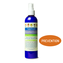 nontoxic lice repelling spray