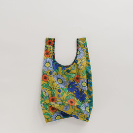 BABY Reusable Shopping Bag, Patchwork Floral
