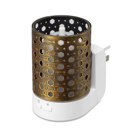 Metal Basket Essential Oil Wall Plug Diffuser