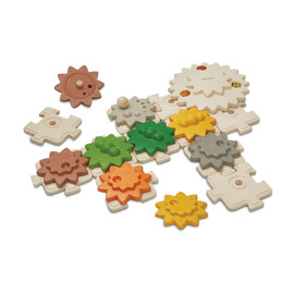 Gears & Puzzles Toy