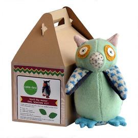Owl Stuffed Animal Making Kit