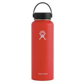 40oz Wide Mouth Vacuum Insulated Stainless Steel Bottle