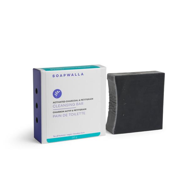 Activated Charcoal & Petitgrain Soap