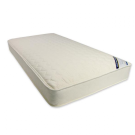 Organic Cotton Trundle Twin Mattress,  Quilted Deluxe