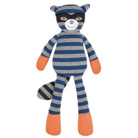 Robbie the Raccoon Organic Plush Toy