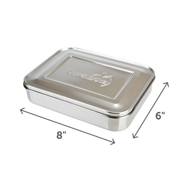 Trio Bento Box, Large, LunchBots