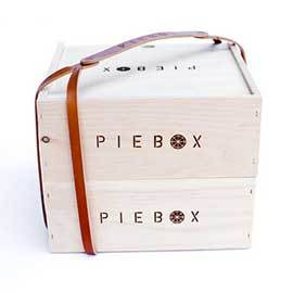 Leather Carrying Strap for PieBox