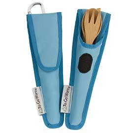 Kids Bamboo Utensil Set