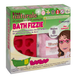 Natural DIY Bath Fizzie Kit