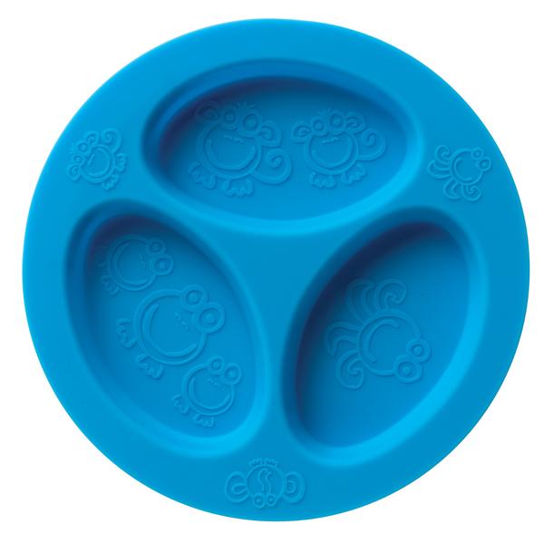 Divider Plate, Blue