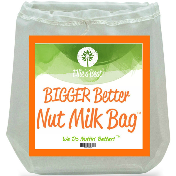the best nut milk bag