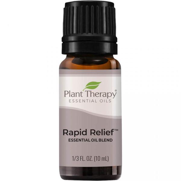 Rapid Relief Essential Oil Blend, 10 ml