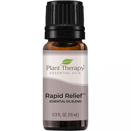 Rapid Relief Essential Oil Blend, 10 ml
