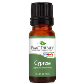 Cypress Essential Oil, 10 ml