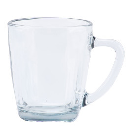 Glass Mug, 13 oz.