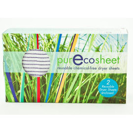 Reusable Chemical-Free Dryer Sheets