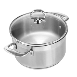 Stainless Steel 2 QT Soup Pot
