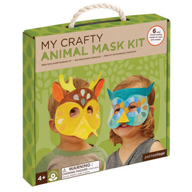 Crafty Animal Mask Kit