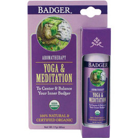 Badger Yoga and Meditation Balm