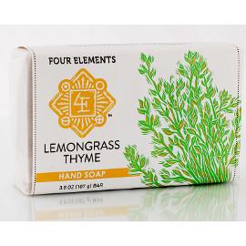 Lemongrass Thyme Soap