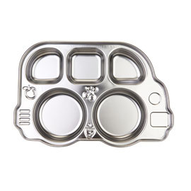 stainless steel divided plate