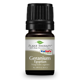 Geranium Egyptian Essential Oil, 5ml