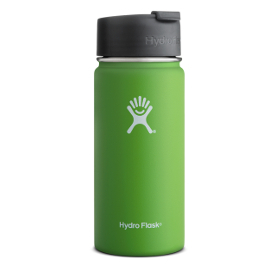 16oz Wide Mouth Insulated Flip Top Bottle