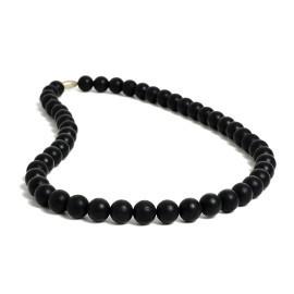 chewbeads jane necklace - black