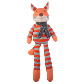 Frenchy Fox Organic Plush Toy