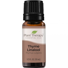 Thyme Linalool Essential Oil, 10 mL
