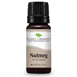 Nutmeg Essential Oil, 10 ml