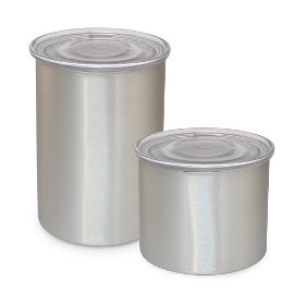 Stainless Steel Airscape Food Storage Canister