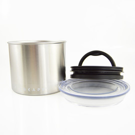 Magnificent Stainless Steel Airscape Food Storage Canister Best Image Libraries Thycampuscom