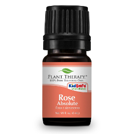 Rose Absolute Essential Oil, 5 ml