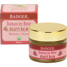Organic Damascus Rose Beauty Balm