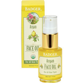 Organic Argan Face Oil