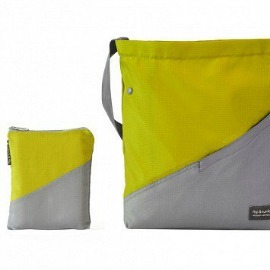crossbody lightweight travel bag, YELLOW