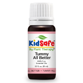Tummy All Better KidSafe Essential Oil Blend, 10 ml