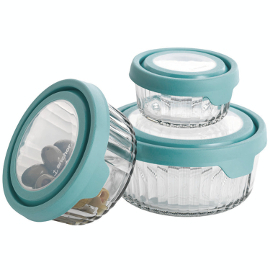 True seal Embossed glass
