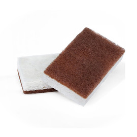 Walnut Scrubber Sponge (2-pack)