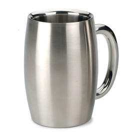 Endurance Stainless Steel Double Wall Beer Mug